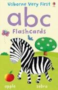 Cover-Bild zu Very First Flashcards: ABC von Brooks, Felicity