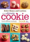Cover-Bild zu Better Homes and Gardens The Ultimate Cookie Book, Second Edition (eBook) von Gardens, Better Homes and