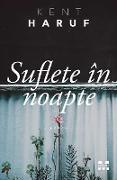 Cover-Bild zu Suflete în noapte (eBook) von Haruf, Kent