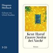 Cover-Bild zu Unsere Seelen bei Nacht von Haruf, Kent