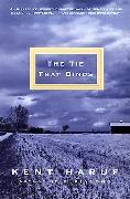 Cover-Bild zu The Tie That Binds von Haruf, Kent