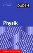 Cover-Bild zu Pocket Teacher Physik 5.-10. Klasse von Götz, Hans-Peter