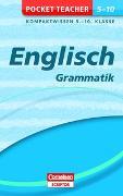Cover-Bild zu Pocket Teacher Englisch - Grammatik 5.-10. Klasse von Clarke, David