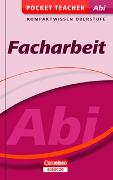 Cover-Bild zu Pocket Teacher Abi Facharbeit von Braukmann, Werner