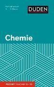 Cover-Bild zu Pocket Teacher Chemie 5.-10. Klasse von Kuballa, Manfred
