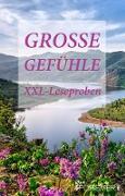 Cover-Bild zu XXL-Leseproben-Bundle Große Gefühle (eBook) von Zöbeli, Alexandra