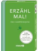 Cover-Bild zu Vliet, Elma van: Erzähl mal! Das Gartenquiz | Elma van Vliet