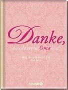 Cover-Bild zu Vliet, Elma van: Elma van Vliet Danke, dass du meine Oma bist