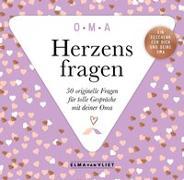 Cover-Bild zu Vliet, Elma van: Herzensfragen OMA