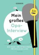 Cover-Bild zu Vliet, Elma van: Mein großes Opa-Interview