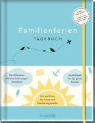 Cover-Bild zu Vliet, Elma van: Familienferientagebuch