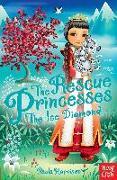 Cover-Bild zu The Rescue Princesses: The Ice Diamond (eBook) von Harrison, Paula