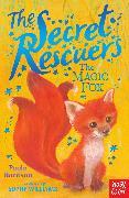 Cover-Bild zu The Secret Rescuers: The Magic Fox (eBook) von Harrison, Paula
