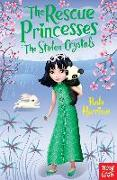 Cover-Bild zu The Rescue Princesses: The Stolen Crystals (eBook) von Harrison, Paula