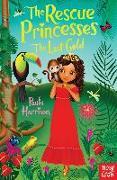 Cover-Bild zu The Rescue Princesses: The Lost Gold (eBook) von Harrison, Paula
