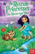 Cover-Bild zu The Rescue Princesses: The Shimmering Stone (eBook) von Harrison, Paula