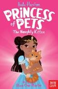 Cover-Bild zu The Naughty Kitten (eBook) von Harrison, Paula