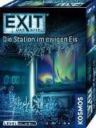 Cover-Bild zu Die Station im ewigen Eis von Brand, Inka