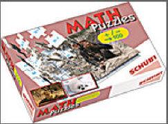 Cover-Bild zu Mathpuzzles. Addition / Subtraktion bis 100