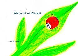 Cover-Bild zu Maria utan Prickar (eBook) von Haller, Ina
