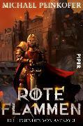 Cover-Bild zu Rote Flammen (eBook) von Peinkofer, Michael