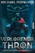 Cover-Bild zu Verlorener Thron von Peinkofer, Michael