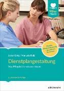Cover-Bild zu Dienstplangestaltung (eBook) von König, Jutta