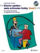 Cover-Bild zu Klavierspielen - mein schönstes Hobby von Heumann, Hans-Günter
