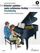 Cover-Bild zu Vierhändig von Heumann, Hans-Günter