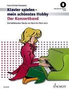 Cover-Bild zu Der Konzertband von Heumann, Hans-Günter