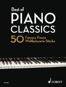 Cover-Bild zu Best of Piano Classics von Heumann, Hans-Günter (Hrsg.)