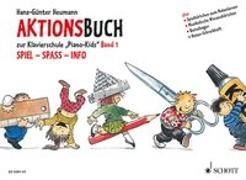 Cover-Bild zu Piano Kids von Heumann, Hans-Günter