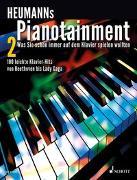 Cover-Bild zu Heumanns Pianotainment von Heumann, Hans-Günter (Instr.)