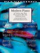 Cover-Bild zu Modern Piano von Heumann, Hans-Günter (Hrsg.)