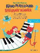 Cover-Bild zu Piano Playground 2 (eBook) von Heumann, Hans-Günter