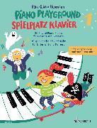 Cover-Bild zu Piano Playground 1 (eBook) von Heumann, Hans-Günter