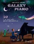 Cover-Bild zu Galaxy Piano (eBook) von Heumann, Hans-Günter
