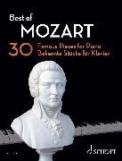 Cover-Bild zu Best of Mozart (eBook) von Mozart, Wolfgang Amadeus
