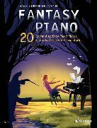 Cover-Bild zu Fantasy Piano (eBook) von Heumann, Hans-Günter