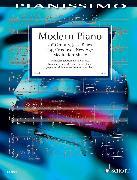 Cover-Bild zu Modern Piano (eBook) von Heumann, Hans-Günter (Hrsg.)