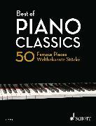 Cover-Bild zu Best of Piano Classics (eBook) von Heumann, Hans-Günter (Hrsg.)