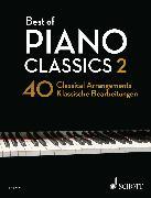 Cover-Bild zu Best of Piano Classics 2 (eBook) von Heumann, Hans-Günter