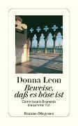 Cover-Bild zu Beweise, dass es böse ist von Leon, Donna
