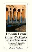 Cover-Bild zu Lasset die Kinder zu mir kommen von Leon, Donna