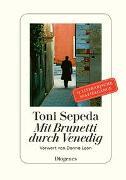 Cover-Bild zu Mit Brunetti durch Venedig von Leon, Donna