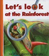 Cover-Bild zu Let's Look at the Rainforest von Allaire, Caroline