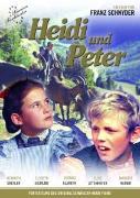 Cover-Bild zu Heidi und Peter (Dialektfassung) von Franz Schnyder (Reg.)
