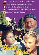 Cover-Bild zu Heidi & Peter (International Version) von Franz Schnyder (Reg.)