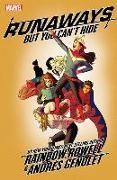 Cover-Bild zu Runaways By Rainbow Rowell Vol. 4: But You Can't Hide von Rowell, Rainbow