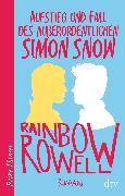 Cover-Bild zu Aufstieg und Fall des außerordentlichen Simon Snow, Roman (eBook) von Rowell, Rainbow
